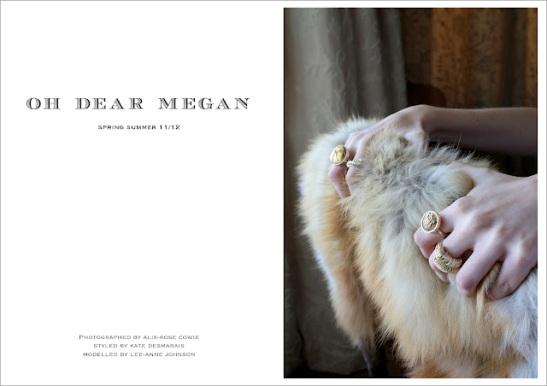 Oh Dear Megan by Alix Rose Cowie 1